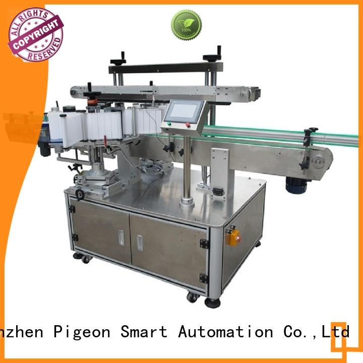 PST new side label applicator fast delivery for round bottle