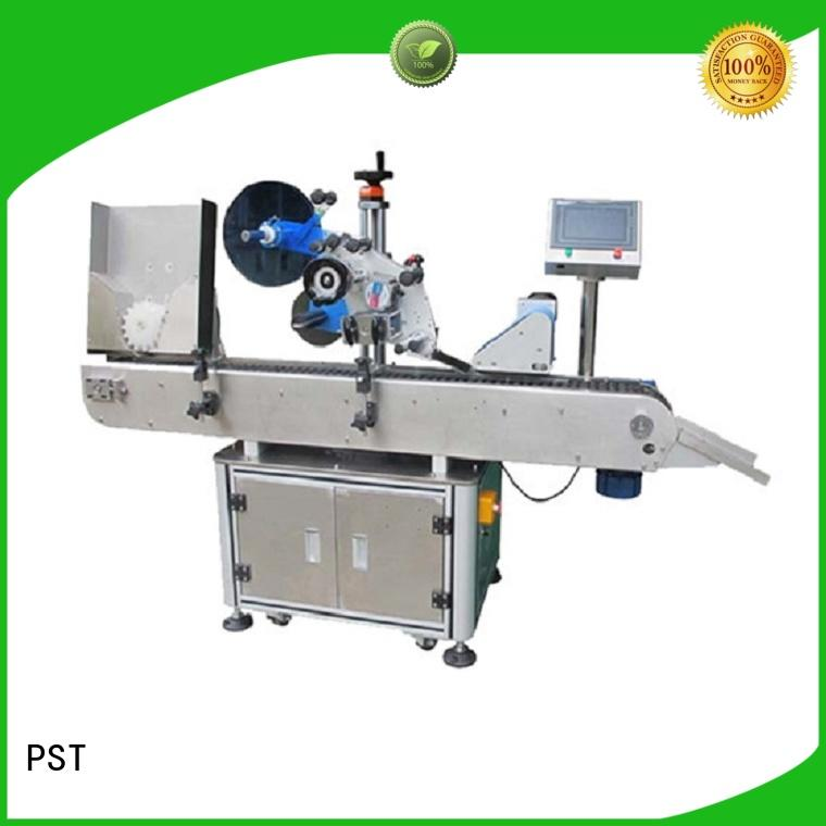 top bottle labeling machine with custom service for cosmetics bottles