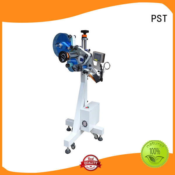 PST high end Flat Labeling Machine manufacturer for square bottles