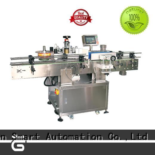 PST sticker labelling machine wholesale for round bottles