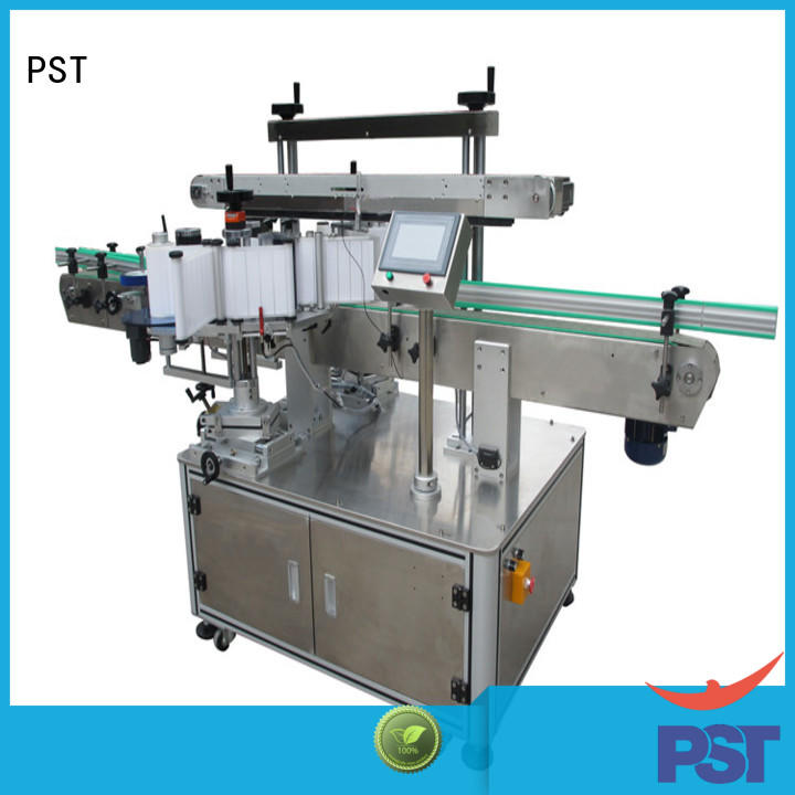 PST high speed automatic labeling machine excellent for boxes