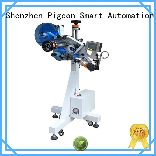 hot sale automatic flat labeling machine manufacturer for box