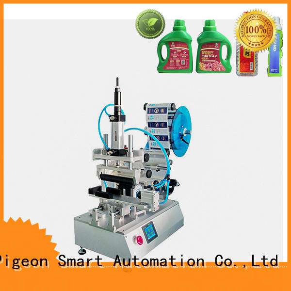 superior quality semi auto labeling machine with custom services for sale