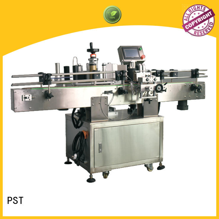 around auto label machine supply for square bottles