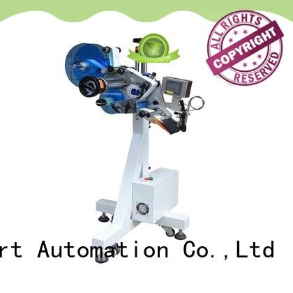 automatic flat labeling machine fast delivery for bags PST