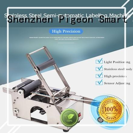 double sizes label applicator machines customization for boxes
