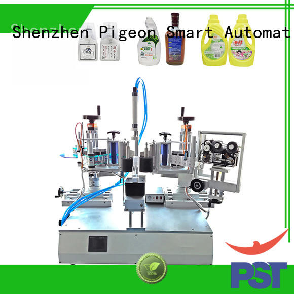 PST factory price semi automatic labeling machine manufacturers for business