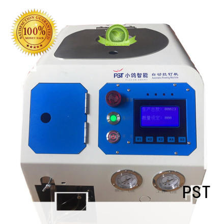 pneumatic automatic feeding machine for flight case manufacturer for blind rivets PST