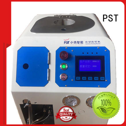 riveting machine customized for blind rivets PST