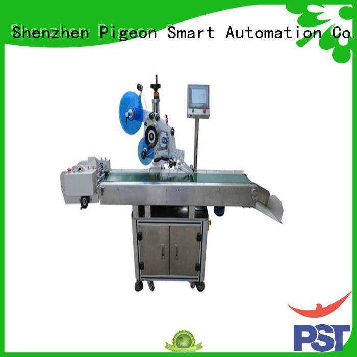 excellent Flat Labeling Machine hot sale for boxes PST