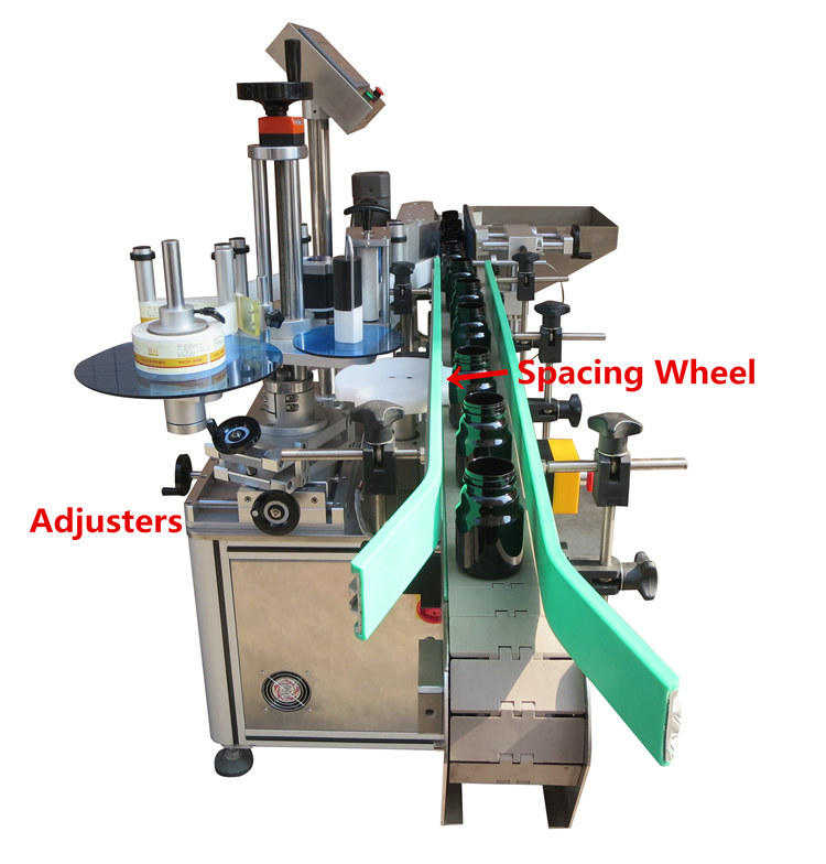 automatic bottle labeler long lasting for cosmetics bottles PST-1