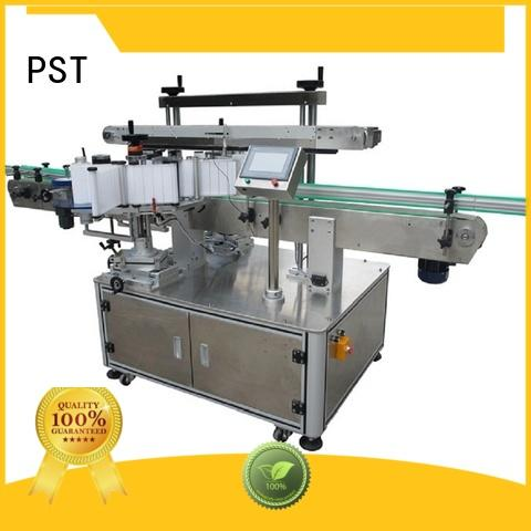 PST side label applicator fast delivery for round bottle