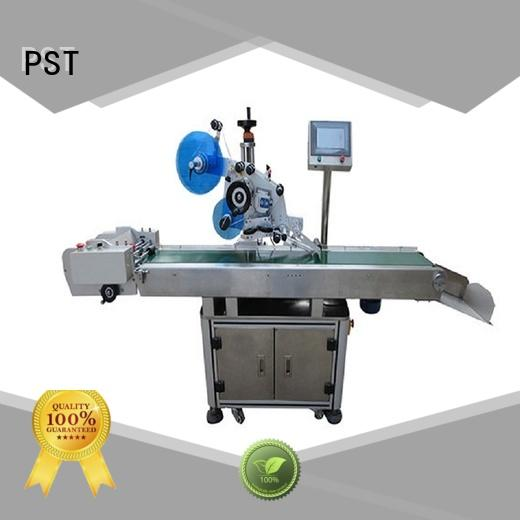 PST automatic plane labeling machine supply for bags