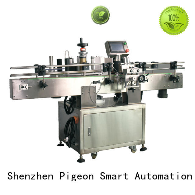 PST automatic bottle labeling machine shrink labeling equipment for boxes