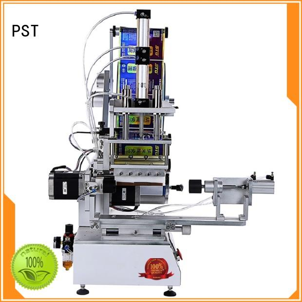PST flat labeling machine supplier for sale