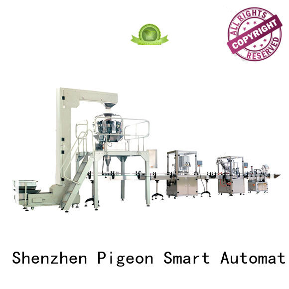 new labeling production line supplier for packing