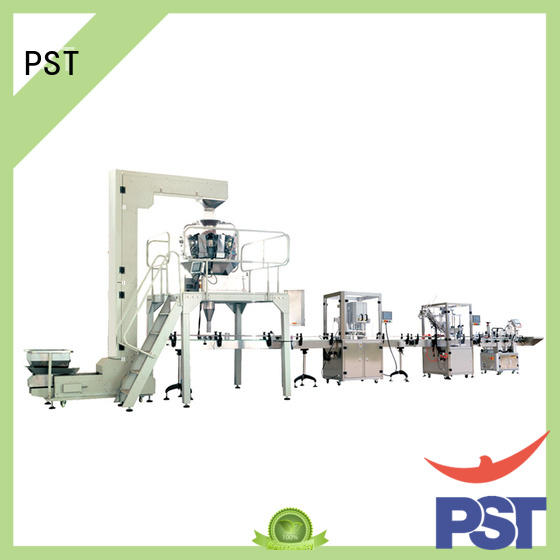 best labeling production line factory for industry