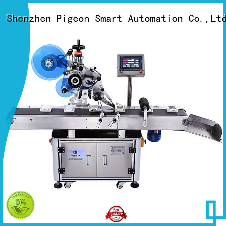 PST high speed Flat Labeling Machine wholesale for cards