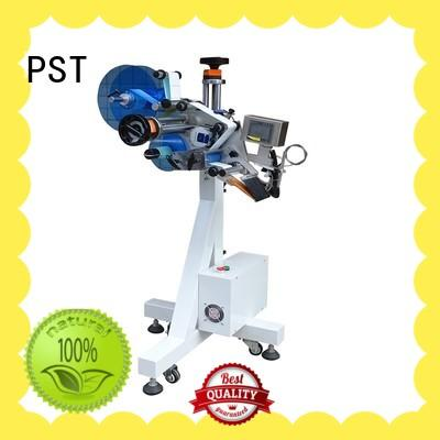 PST automatic flat labeling machine fast delivery for book