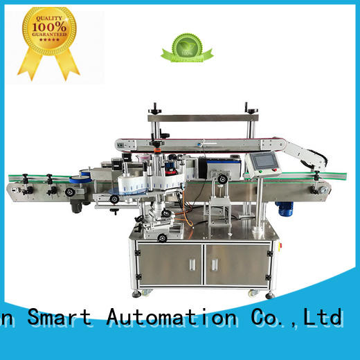 PST latest double side sticker labeling machine factory for boxes