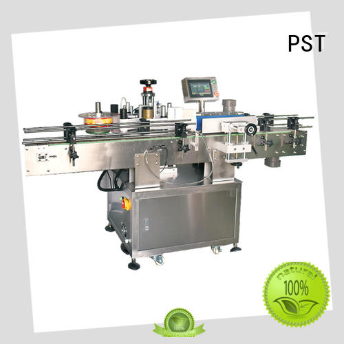 PST sticker labelling machine manufacturer for boxes