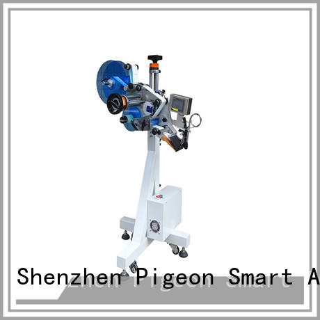automatic labeling machine high end for boxes PST