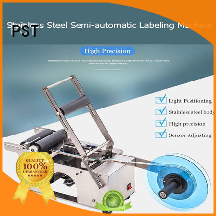 PST antitamper automatic label applicator machine for busniess for boxes