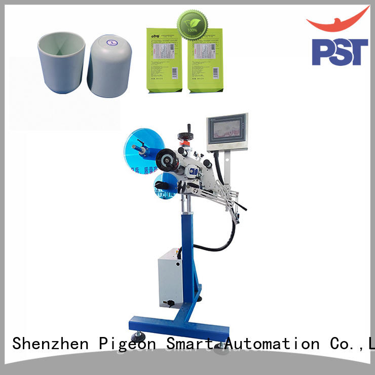 PST new labeling equipment design for cards