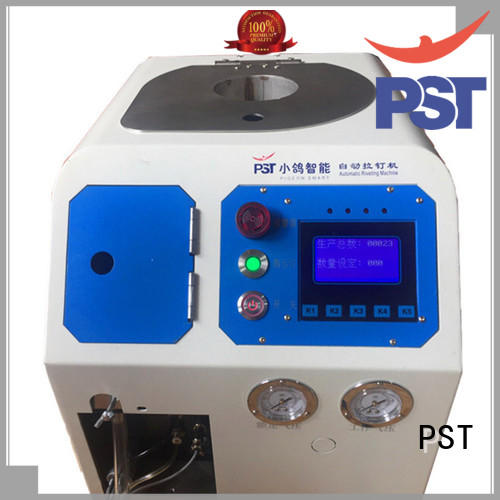 PST superior quality riveting machine suppliers for blind rivets
