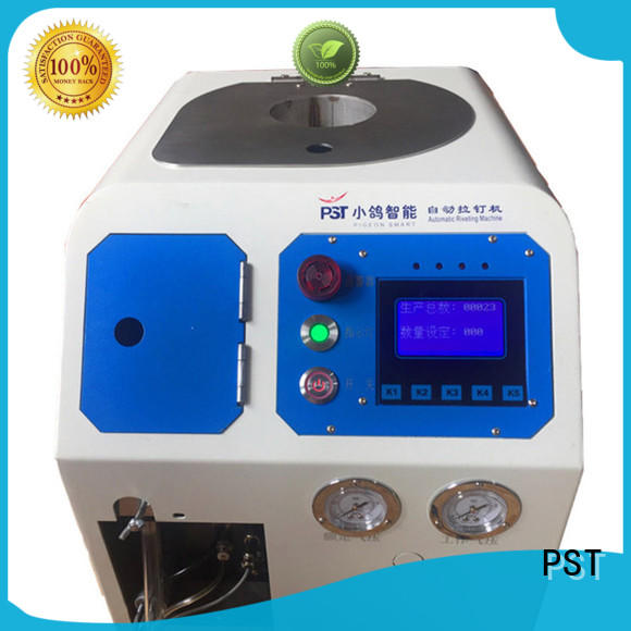 PST automatic riveting machine for busniess for server case