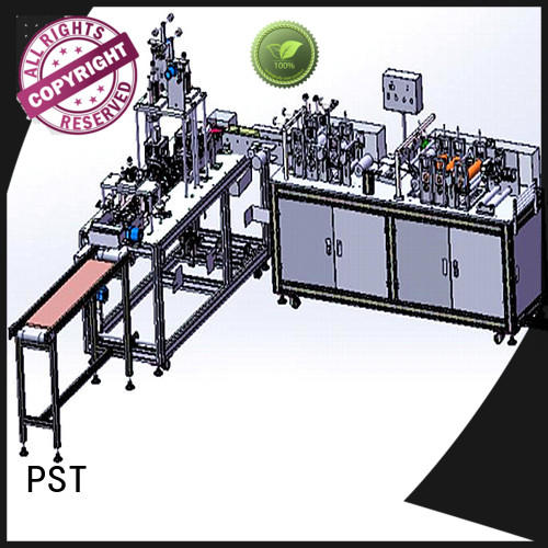 PST high-quality KF94 full automatic mask machine suppliers for business