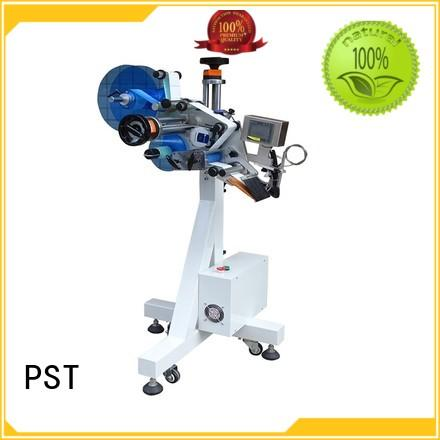 PST fully automatic automatic flat labeling machine wholesale for book