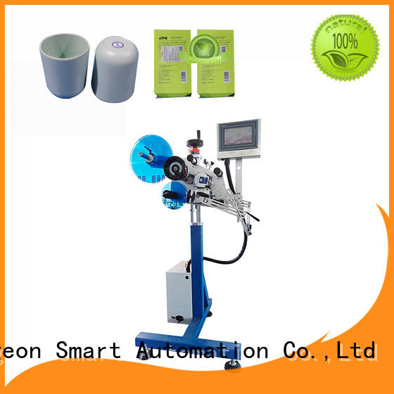 PST high speed automatic label applicator with label sensor for industry