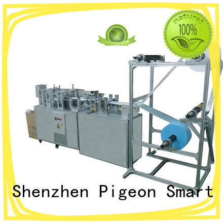 PST flat face mask machine suppliers for sale