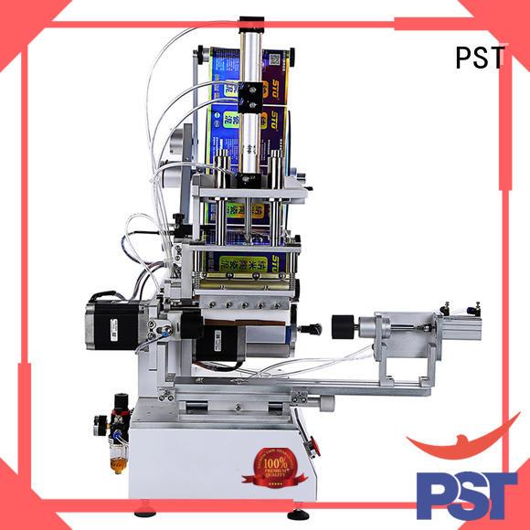 fully supplier for flat bottles PST