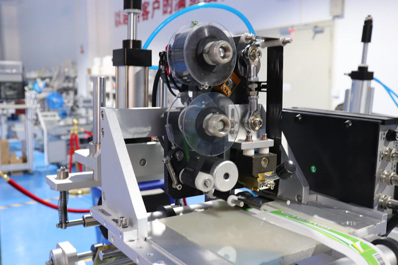 PST top semi automatic labeling machine manufacturers for factory-2