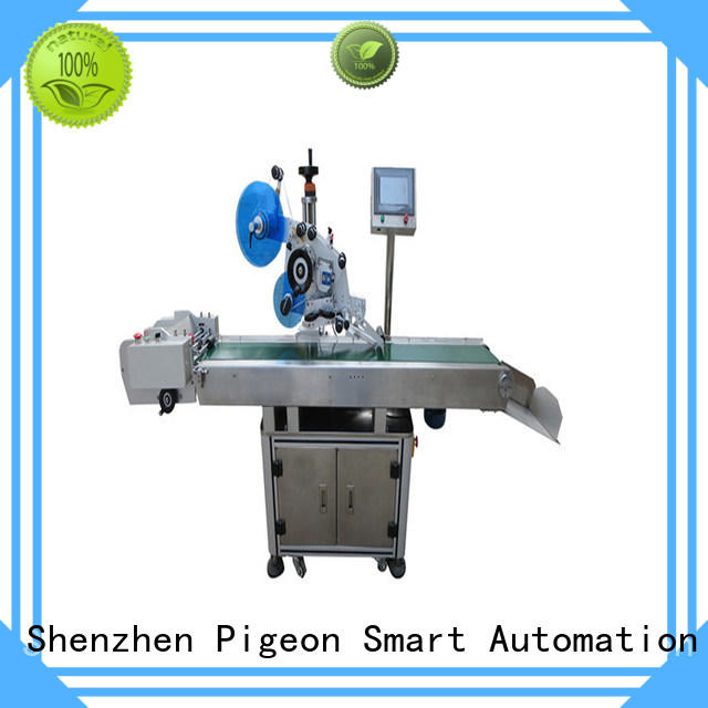 high end flat surface labeling machine hot sale for flat bottles PST