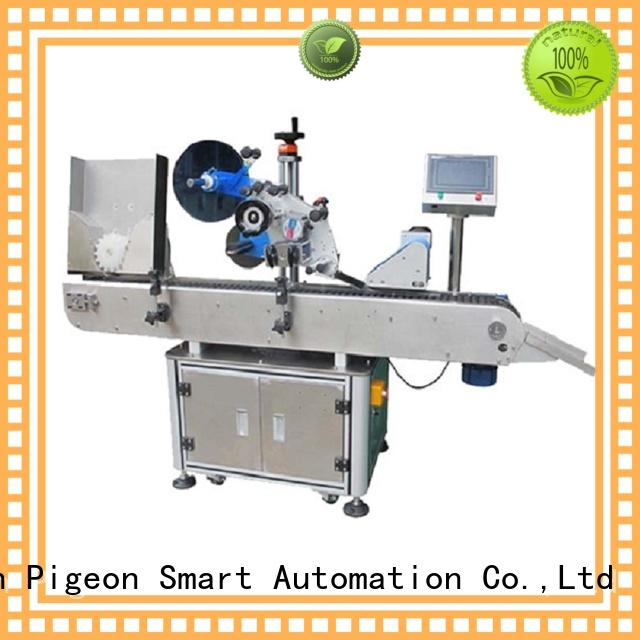 PST top automatic bottle label applicator long lasting for wine bottle