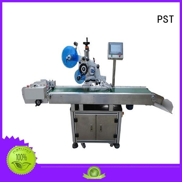 flat surface labeling machine supplier for book PST