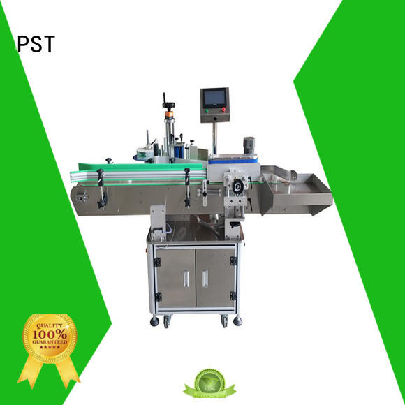 PST Fully Automatic Wrap Around Round Bottles Labeling Machine/PST803