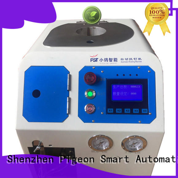 PST automatic riveting machine supply for computer terminal case