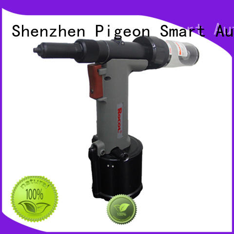 PST high speed auto feed rivet gun factory for electric power tools