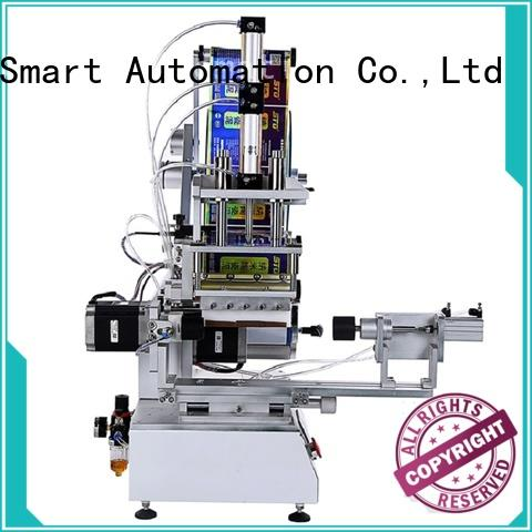 PST superior quality semi automatic flat labeling machine supplier for sale