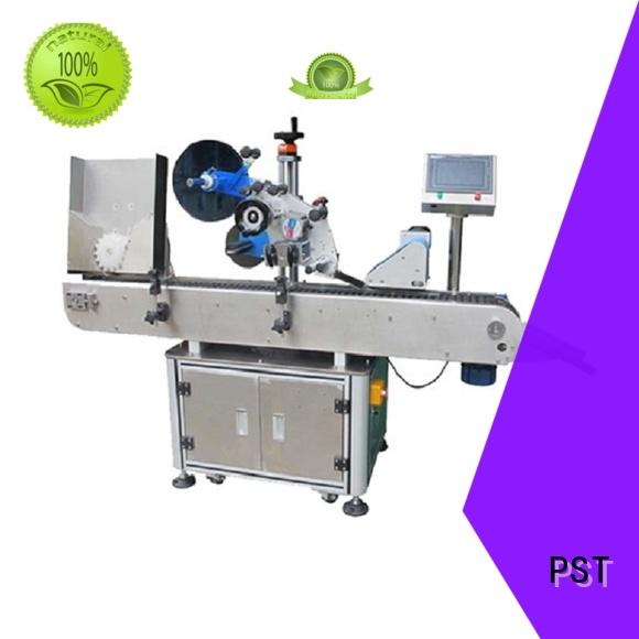 PST automatic bottle labeler factory for wine bottle