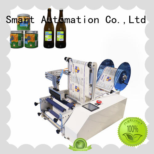 PST semi automatic bottle labeling machine manufacturer for industry