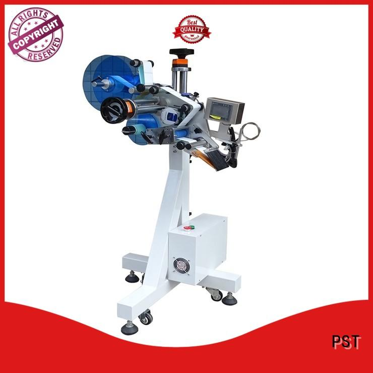 PST automatic flat labeling machine wholesale for book