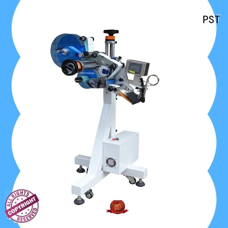 high quality automatic flat labeling machine supplier for box
