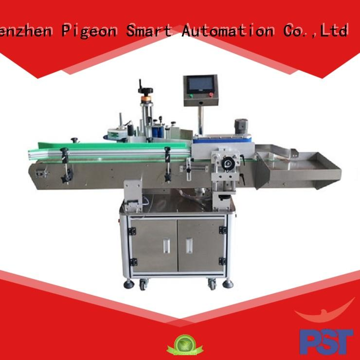 automatic bottle labeler long lasting for cosmetics bottles PST