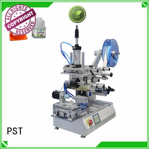 wholesale flat labeling machine company for round bottles