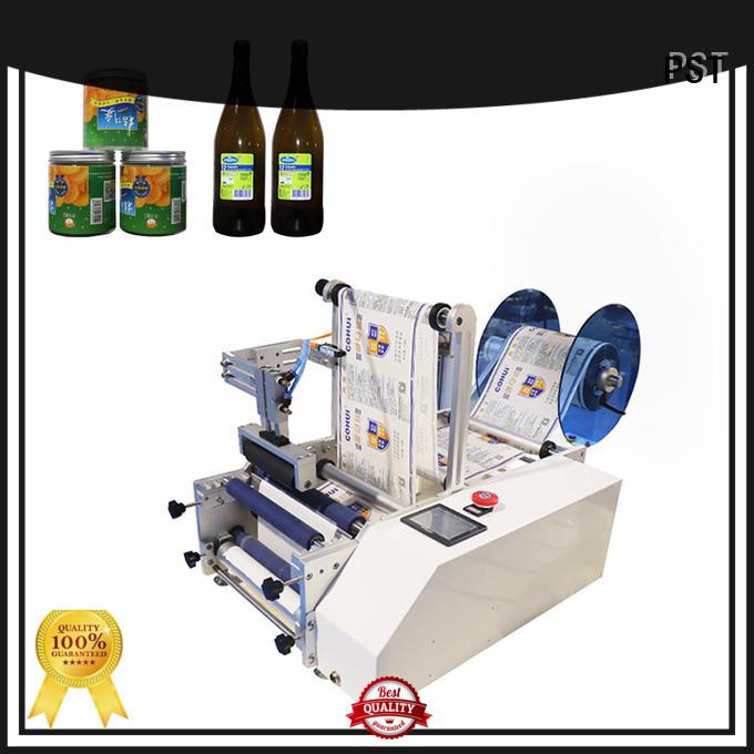 custom semi automatic bottle labeling machine supply for sale